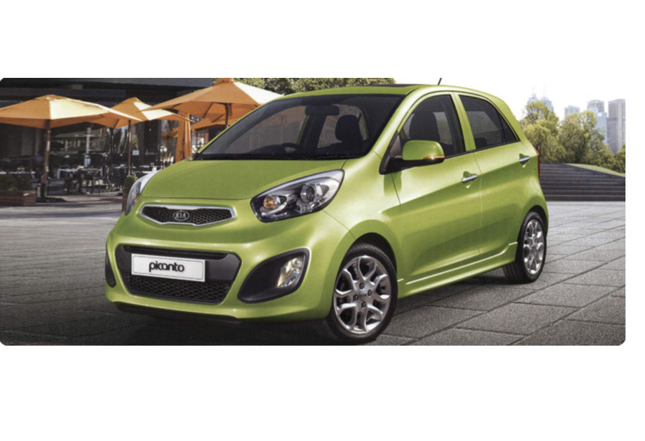 Small On The Outside But Super Ious Inside That S Picanto Standard Features 1 2 Ltr Engine 1200cc