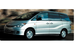 Toyota Previa Taxi