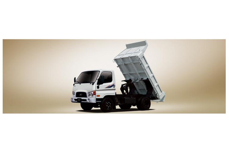 Hyundai HD65 Dump Truck - Commercial