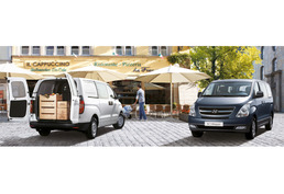 Hyundai H1 Panel Van - Commercial