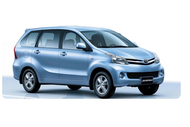 Toyota Avanza Taxi