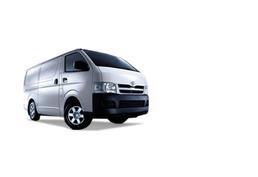 Toyota Hi Ace Van - Commercial