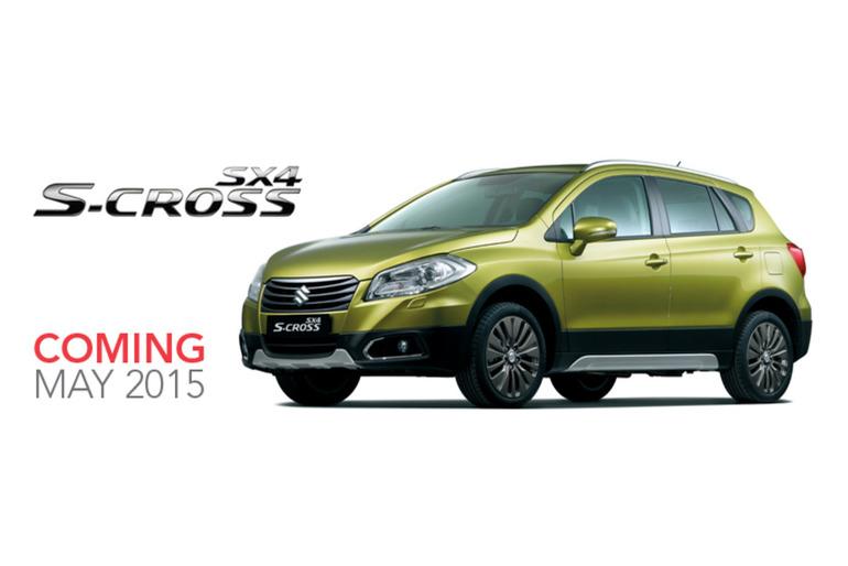 Suzuki SX4 S-CROSS - Commercial