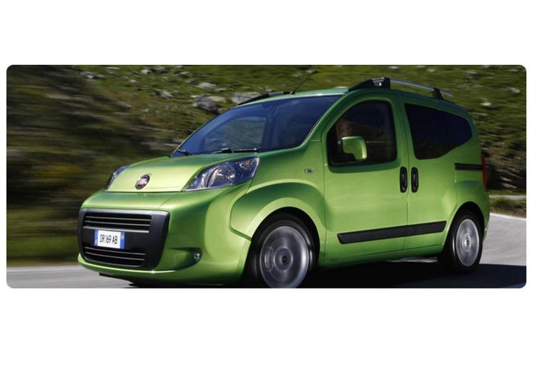 Fiat Florino Van - Commercial