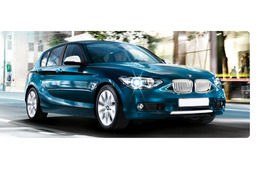 BMW 1 Series F20 5-door