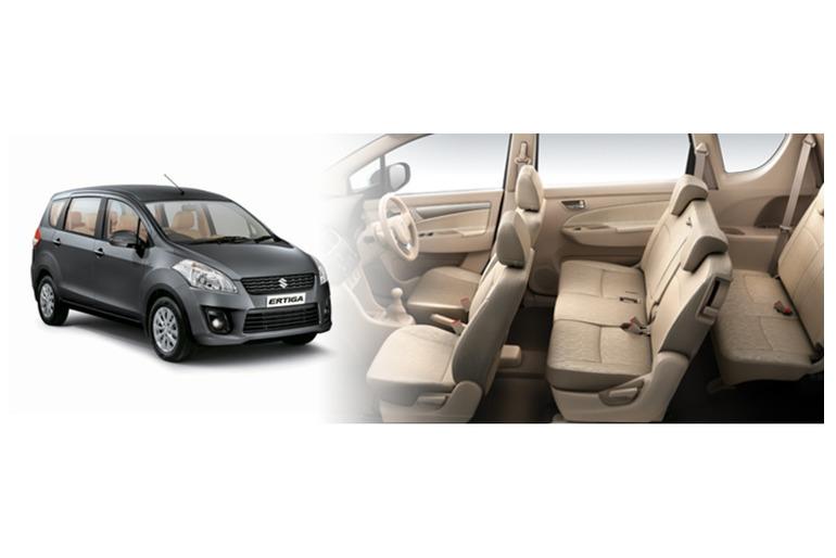 Suzuki Ertiga - Commercial