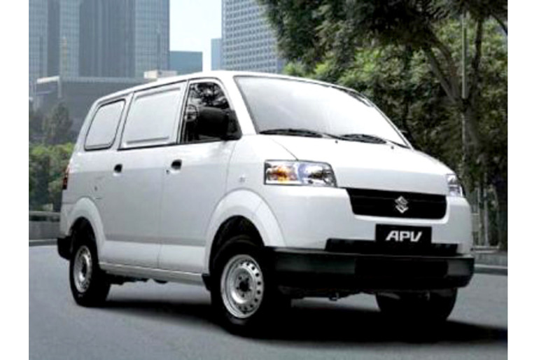Suzuki APV Panel Van - Commercial