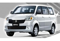 Suzuki APV Glass Van - Commercial