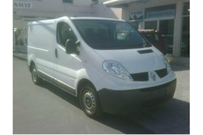 Renault Trafic Panel Van - Commercial