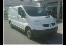Renault Trafic Panel Van - Commercial