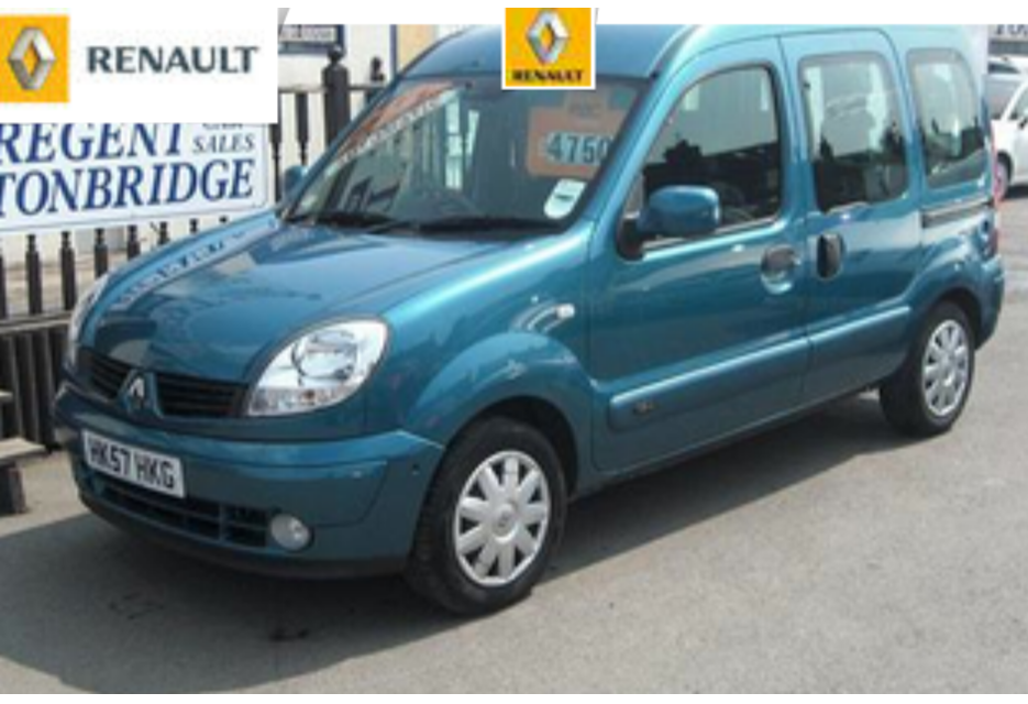 Renault Kangoo - Commercial