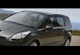 Peugeot 5008 Taxi
