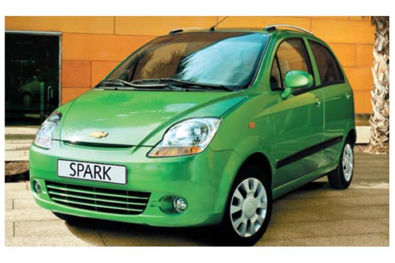 Chevrolet Spark SE