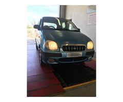 Hyundai Atos Prime - $4,000