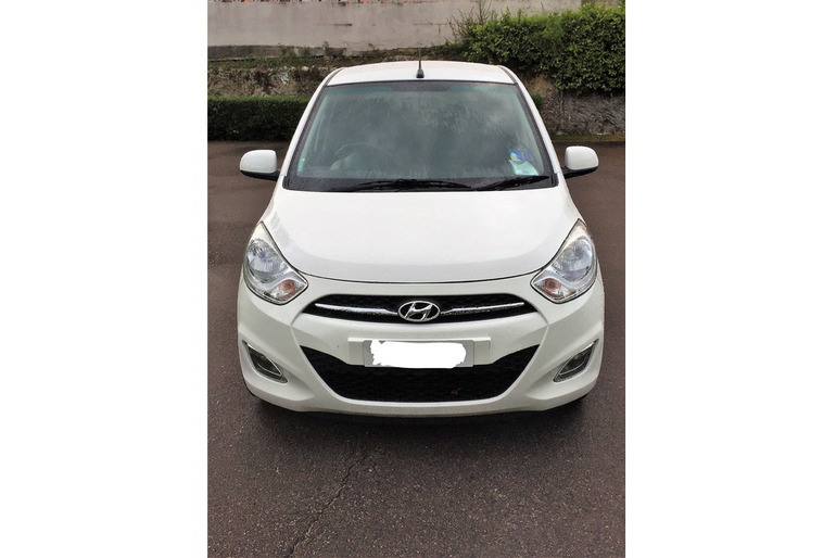 Hyundai – i10 - less than 2 years old