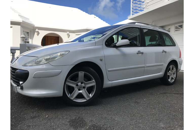2006 Peugeot 307SW (7 seaters)