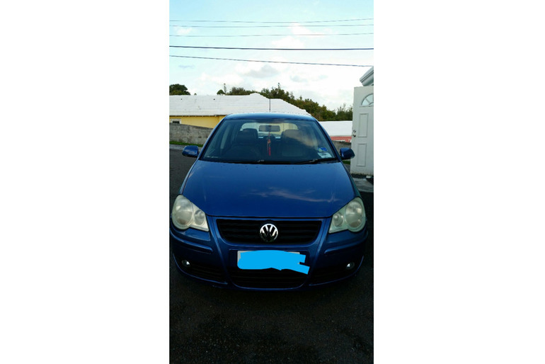 SOLD - 2007 VW Polo -Class D