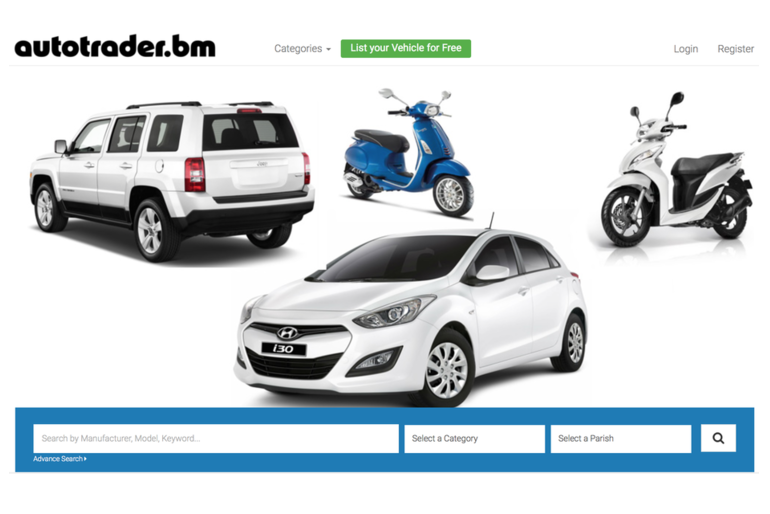 Advertise your Business on Bermuda Auto Trader