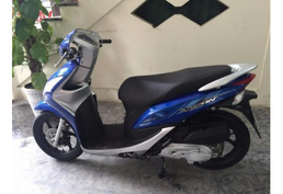 Blue Vision 2012 Honda blue bstp 1 owner uses