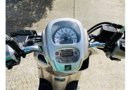 2018 Honda Scoopy 110cc Leaving Island Sale!