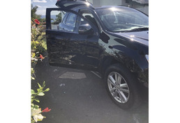 Sold - Black Mitsubishi ASX 2013