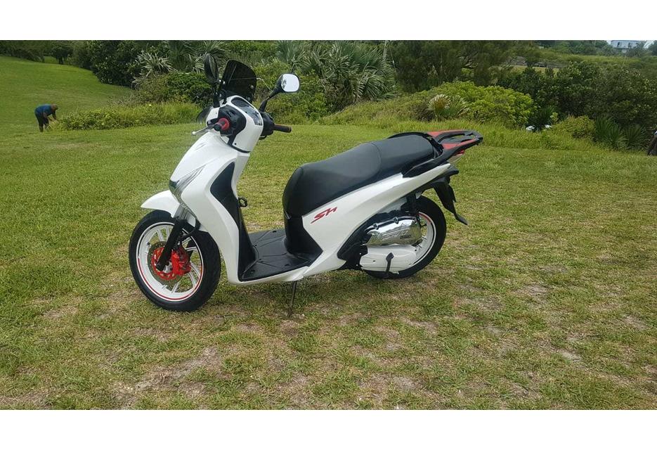SOLD - 2016 Honda SH