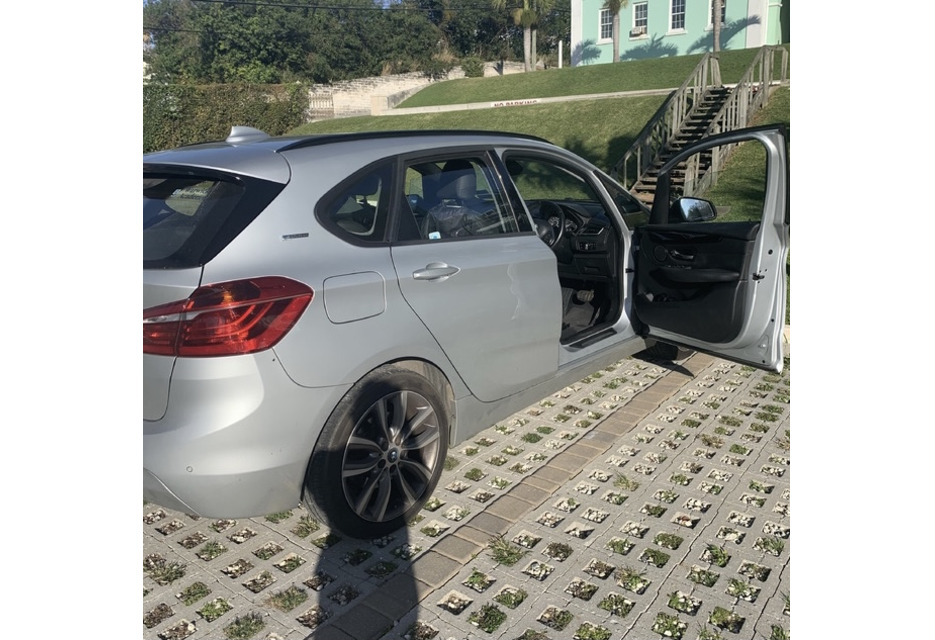 BMW hybrid 225xe Active Tourer