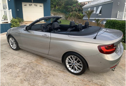 2015 220i BMW Convertible for Sale
