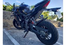 GPX 150 GR Demon Sport Luxury Edition