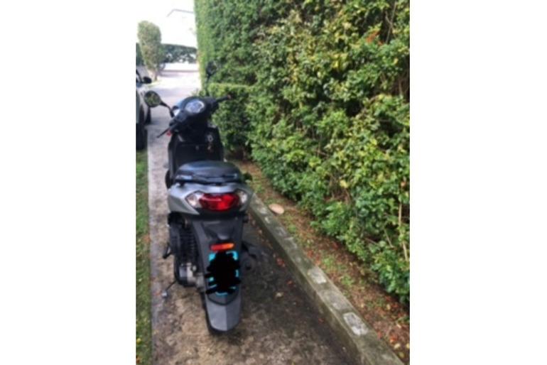Tweet Peugeot 50cc